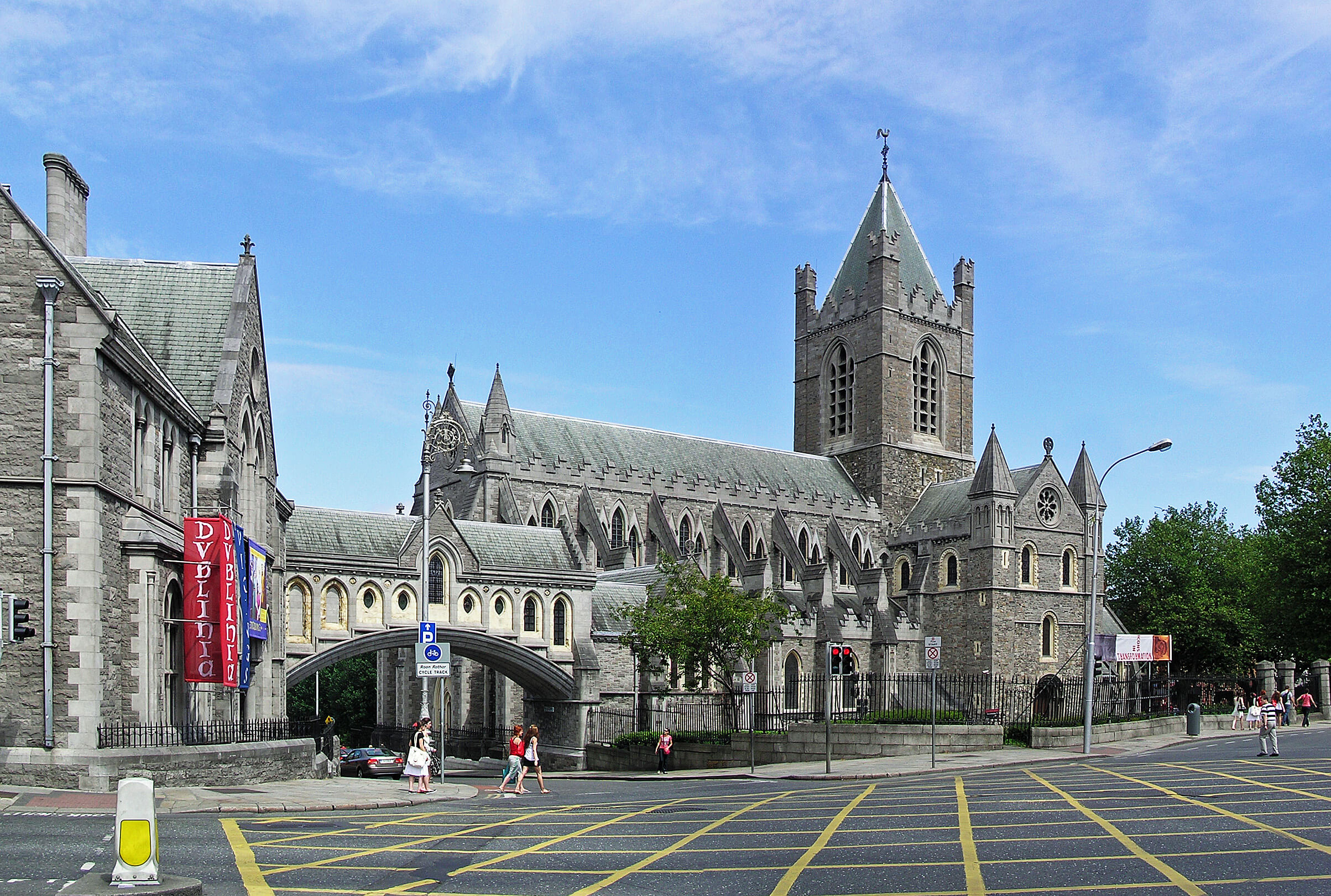 Ireland_Dublin_Christ_Church_Cathedral Upplevelser